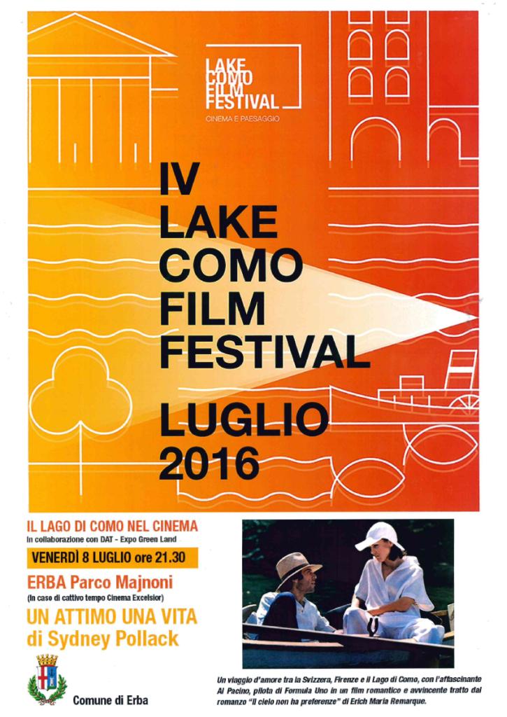 il lago di Como nel cinema