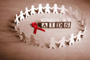 AIDS support cause