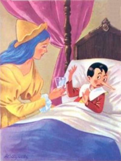 Pinocchio e la medicina