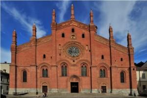 Pavia - Chiesa del Carmine