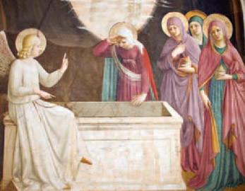 Mattino di Pasqua- Beato Angelico