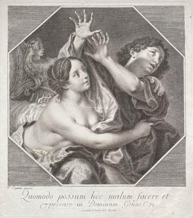 Il casto Giuseppe.