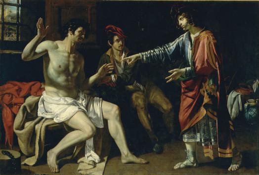 Giuseppe in carcere